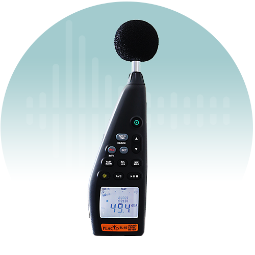 PLACID Sound Level Meter